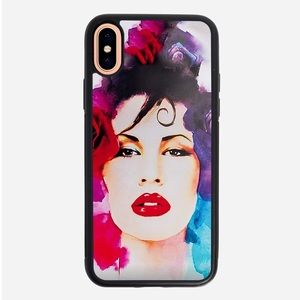Accessories - Selena Quintanilla Painting iPhone X 8 7 plus 6S 5